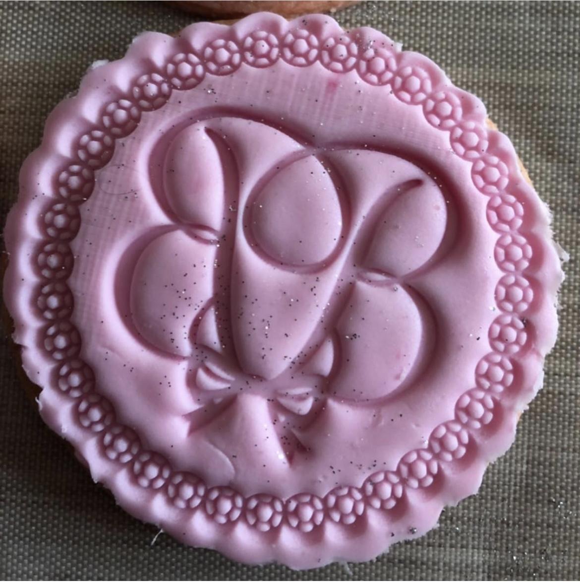 Bella Brides Logo Cookie